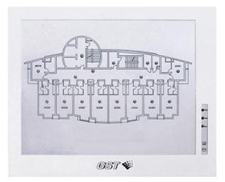 Bộ hiển thị phụ Mimic GST8903
