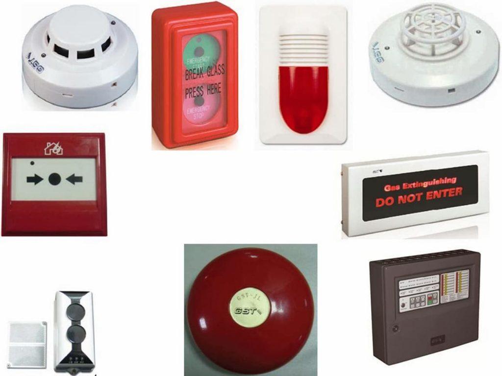 Nhiệm vụ và các thông số về hệ thống báo cháy tự động