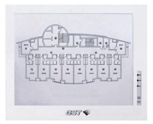 Bảng hiển thị đồ họa thông minh GST8903-SG