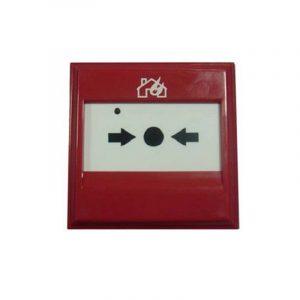Nút nhấn báo cháy địa chỉ GST DI-9204E