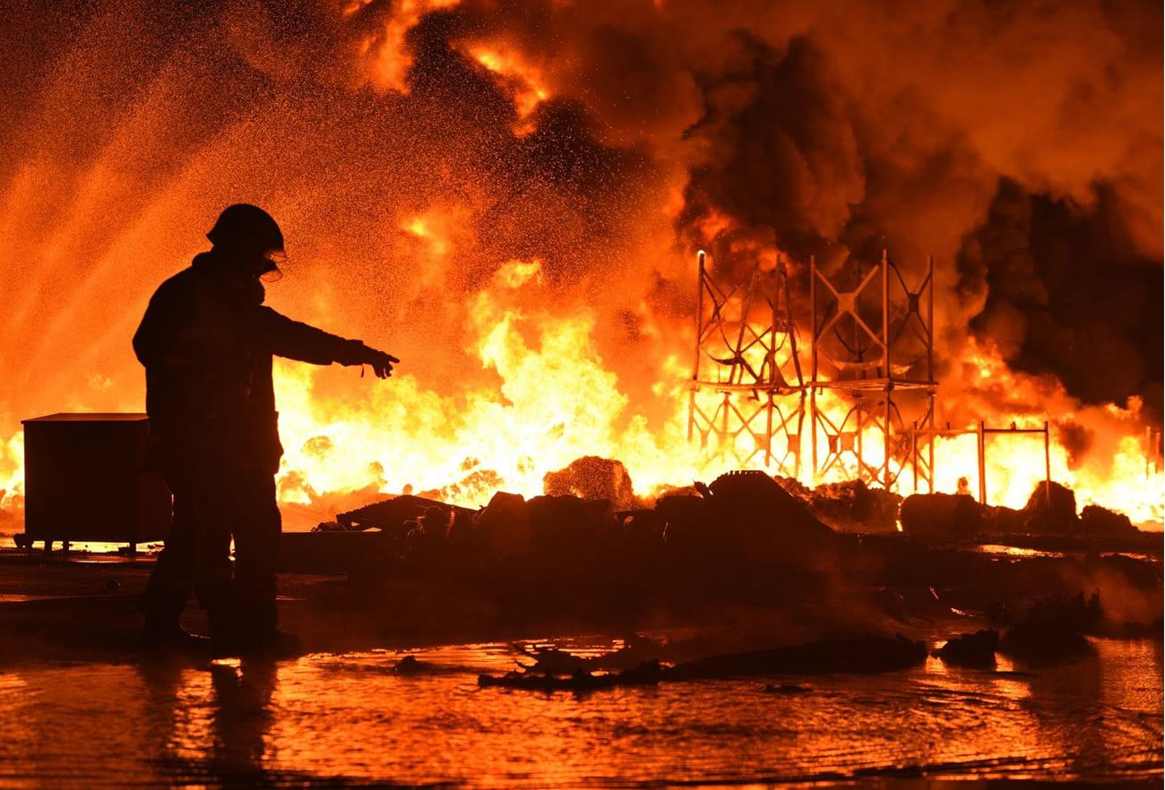 Luật phòng cháy chữa cháy dành cho các doanh nghiệp nhỏ