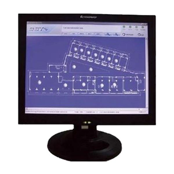 Phần mềm giám sát đồ họa báo cháy GST-GMC3.0